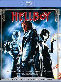 Hellboy - (Region A Import Blu-ray Disc)