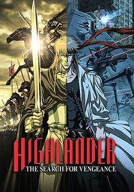 Highlander:Search for Vengeance - (Region 1 Import DVD)