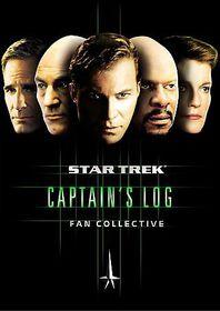 Star Trek:Captain's Log - (Region 1 Import DVD)