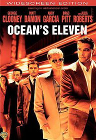 Ocean's Eleven - (Region 1 Import DVD)