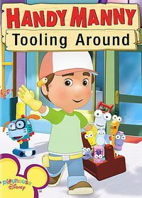 Handy Manny:Tooling Around - (Region 1 Import DVD)