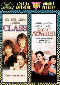 Class & Secret Admirer - (Region 1 Import DVD)