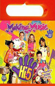 Hi 5 Making Music Vol 3 - (Region 1 Import DVD)