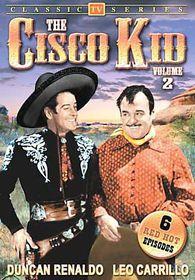 Cisco Kid Vol 2 - (Region 1 Import DVD)