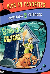 Scooby Doo:Mine Your Own Business - (Region 1 Import DVD)
