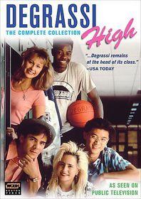 Kids of Degrassi Street Series - (Region 1 Import DVD)