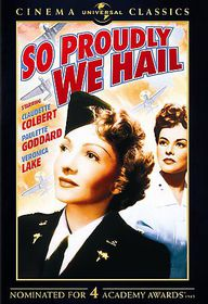 So Proudly We Hail - (Region 1 Import DVD)