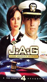 Jag:Fourth Season - (Region 1 Import DVD)