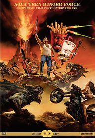 Aqua Teen Hunger Force Colon Movie Film for the Theatres - (Region 1 Import DVD)