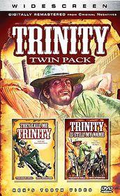 They Call Me Trinity/Trinity is Still My Name - (Region 1 Import DVD)