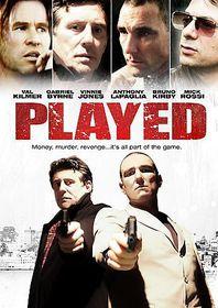 Played - (Region 1 Import DVD)