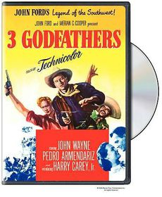 3 Godfathers - (Region 1 Import DVD)
