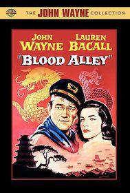 Blood Alley - (Region 1 Import DVD)