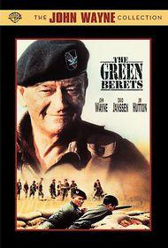 Green Berets - (Region 1 Import DVD)