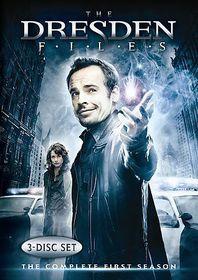 Dresden Files Season 1 - (Region 1 Import DVD)
