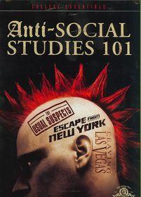 Anti Social Studies - (Region 1 Import DVD)