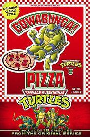 Teenage Mutant Turtles Season 5 - (Region 1 Import DVD)