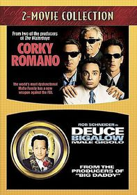 Corky Romano/Deuce Bigalow: Male Gigolo - (Region 1 Import DVD)