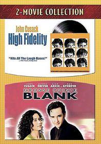 Grosse Point Blank/High Fidelity - (Region 1 Import DVD)