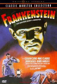Frankenstein - (Region 1 Import DVD)