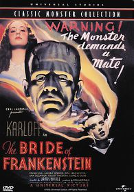 Bride of Frankenstein - (Region 1 Import DVD)