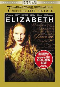 Elizabeth - (Region 1 Import DVD)