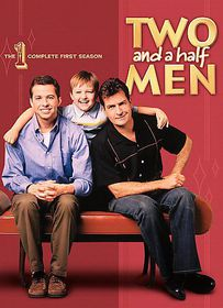 Two and a Half Men: The Complete First Season - (Region 1 Import DVD)