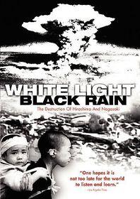 White Light, Black Rain: The Destruction of Hiroshima and Nagasaki - (Region 1 Import DVD)