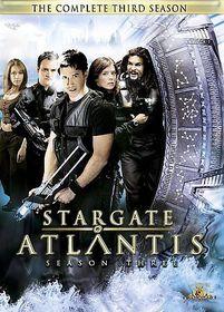 Stargate Atlantis:Season 3 - (Region 1 Import DVD)
