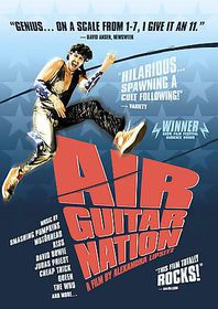 Air Guitar Nation - (Region 1 Import DVD)