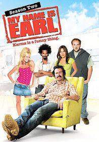 My Name is Earl Season 2 - (Region 1 Import DVD)