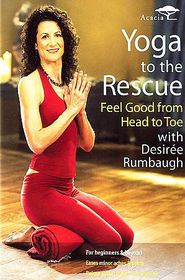Yoga to the Rescue - (Region 1 Import DVD)