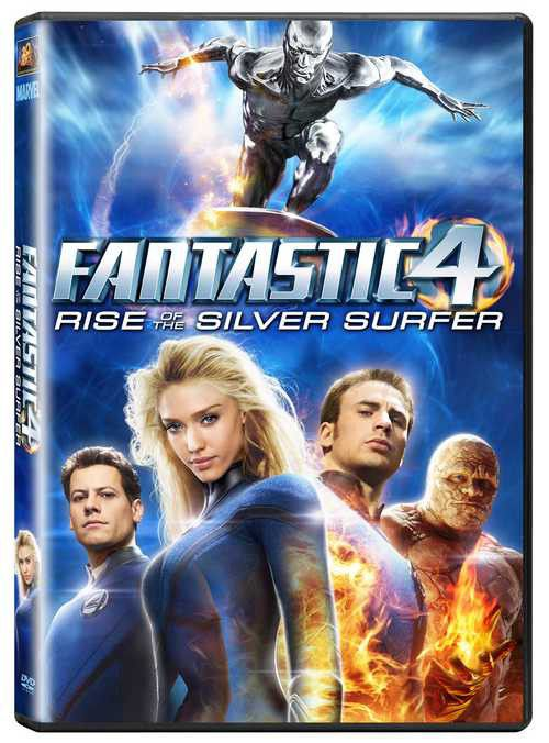 fantastic four rise of the silver surfer dvd buy