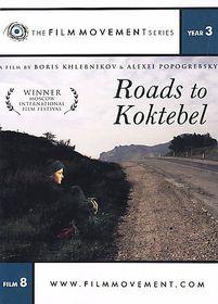 Roads to Koktebel - (Region 1 Import DVD)
