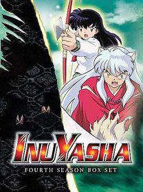 Inuyasha Vol 4 Season IV Box Set - (Region 1 Import DVD)
