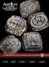 NFL America's Game: San Francisco 49ers - (Region 1 Import DVD)