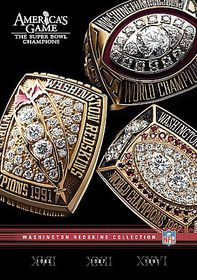 NFL America's Game: Washington Redskins - (Region 1 Import DVD)