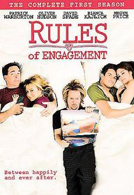 Rules of Engagement - The Complete First Season - (Region 1 Import DVD)