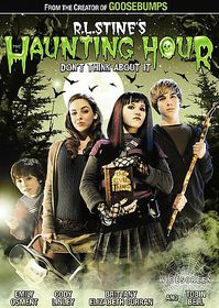 R.L. Stine's The Haunting Hour: Don't Think About It - (Region 1 Import DVD)