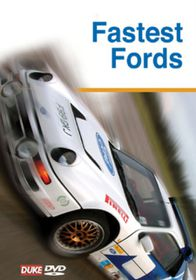 Fastest Fords - (Import DVD)