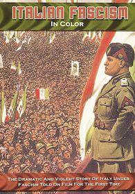 Italian Fascism in Color - (Region 1 Import DVD)