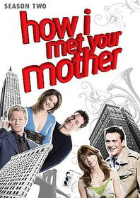 How I Met Your Mother Season 2 - (Region 1 Import DVD)