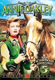 Annie Oakley Vol 5 - (Region 1 Import DVD)