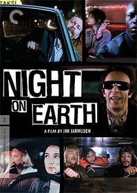 Night on Earth - (Region 1 Import DVD)
