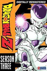 Dragon Ball Z:Season 3 - (Region 1 Import DVD)
