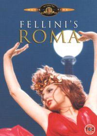 Fellini's Roma - (Import DVD)