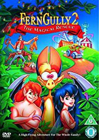 Ferngully 2: The Magical Rescue (DVD)