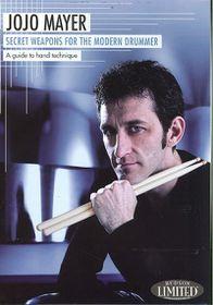 Jojo Mayer:Secret Weapons for the Modern Drummer (Region 1 Import DVD)
