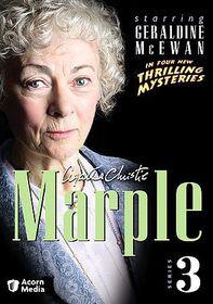 Agatha Christie's Marple Series 3 - (Region 1 Import DVD)