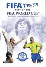 Fifa Fever-Best of World Cup - (Import PSP UMD Movie)